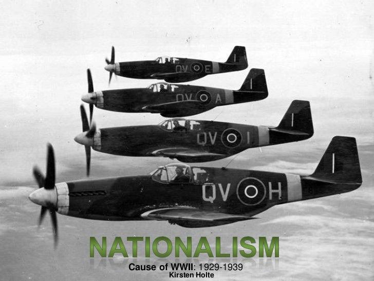 Nationalism WWII