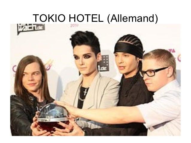 TOKIO HOTEL (Allemand)