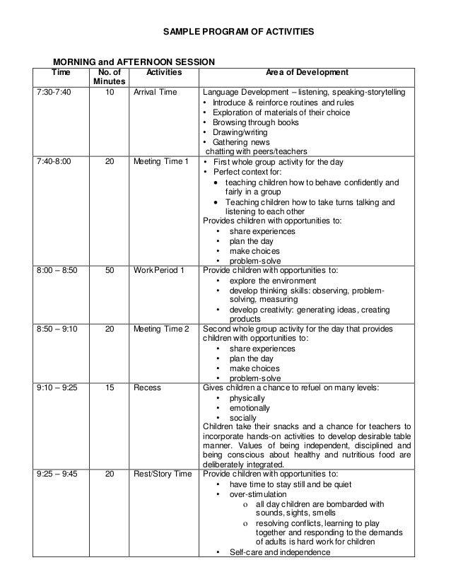 national kindergarten curriculum guide rh slideshare net kindergarten curriculum guideline pdf kindergarten curriculum guide nj