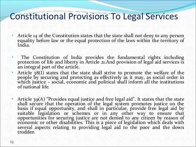 legal aid in india pdf