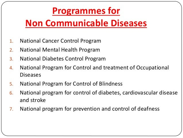 National nutritional programmes in india Slide 3