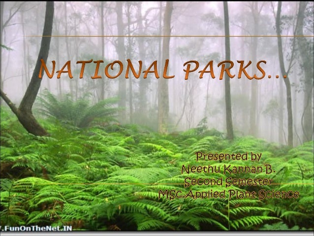  In- situ: Conservation of habitats, species and ecosystems where they naturally occur.Eg;National parks.  Ex- situ: The...