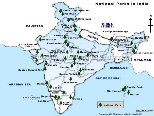 In list pdf of national parks india