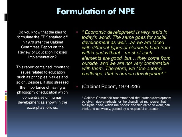 The Importance of Education to National Development – A Case Study of Nigeria