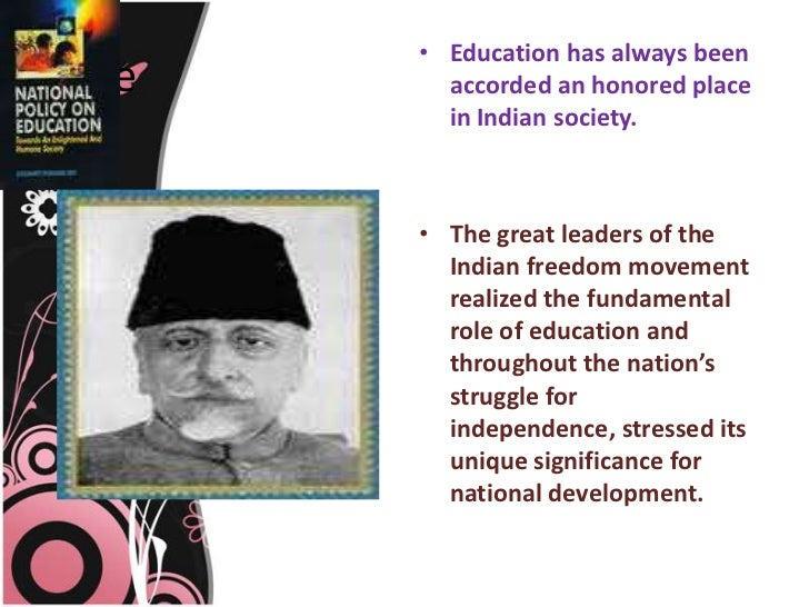 national policy on education National policy on education (2013) (pdf) - wordpresscom.
