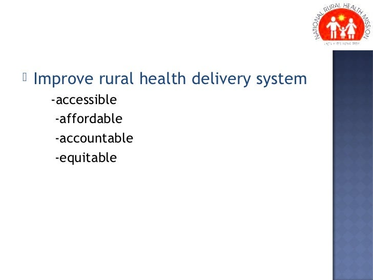 national rural health mission in hindi
