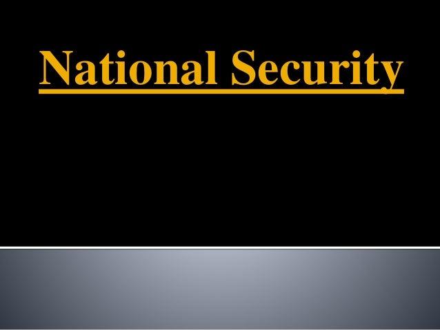 National Security Concerns Essay Checker - image 3