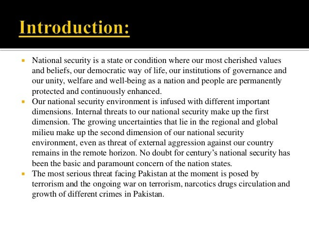 National Security Concerns Essay Checker - image 5