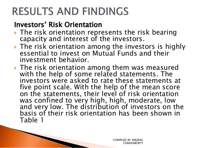 a study of investors preference and A study of investor's preference and risk & return analysis of  precious metals (gold and silver in india) dr shefali dani.