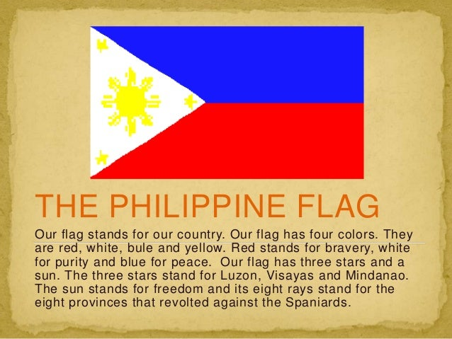 The Official National Symbols of the Philippines