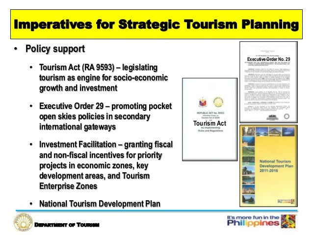 tourism planning and development pdf