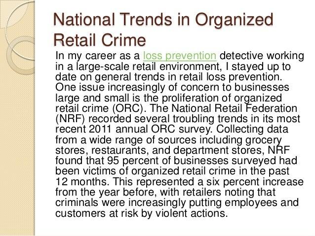 organized retail crime