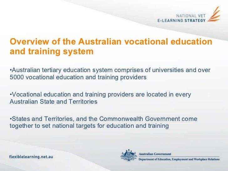 E-Maginarium - National VET e-learning strategy NT - Roger Bryett Slide 3