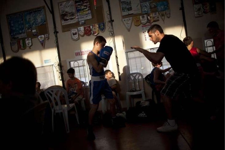 National Youth Boxing Championship por Oded Balilty
