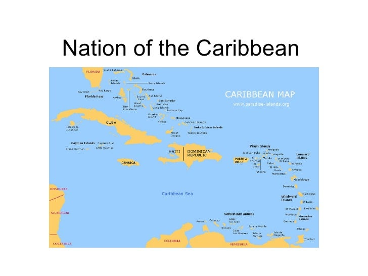 Nation of the Caribbean