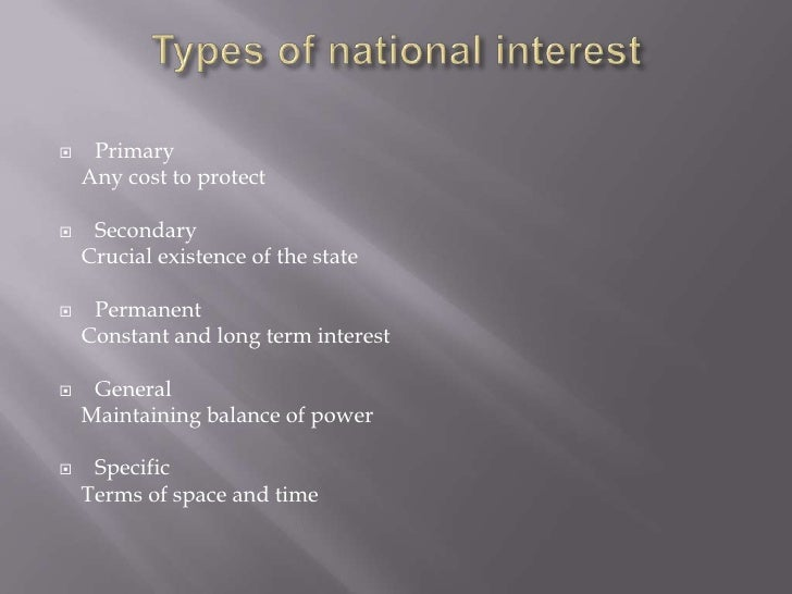 national interest Debating the issues: china, russia, iran, national security, defense, war & peace, international relations & us politics realism is our guide.