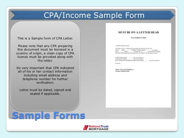 cpa letter verifying income of self employed client edit fill