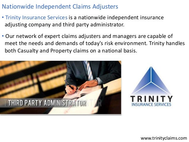 Nationwide Independent Claims Adjusters Serving Oklahoma