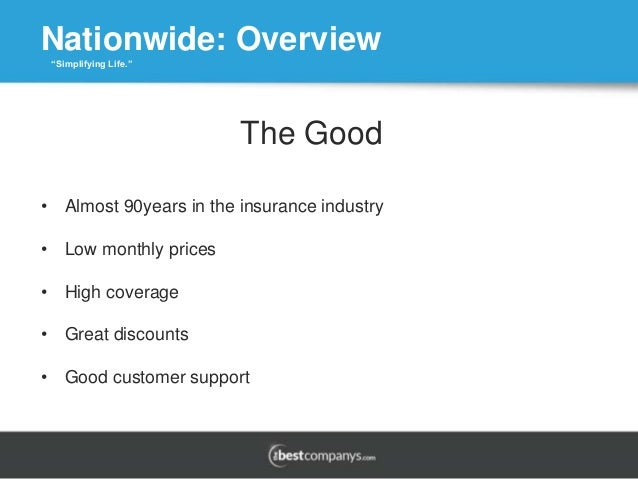 how to cancel nationwide insurance