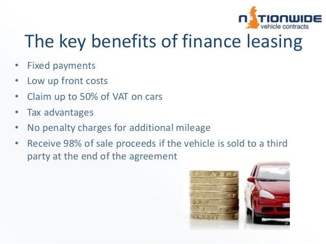 lease versus finance car