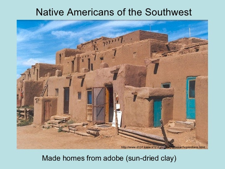 Native american cultural regions for Southwest home builders