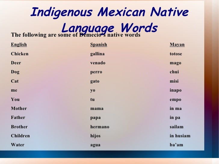 Native Dog Names