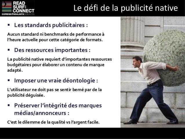 Des enjeux conséquentsDe stratégie :> Engager et pérenniser descommunications de brand content sur lelong terme.> Modélise...