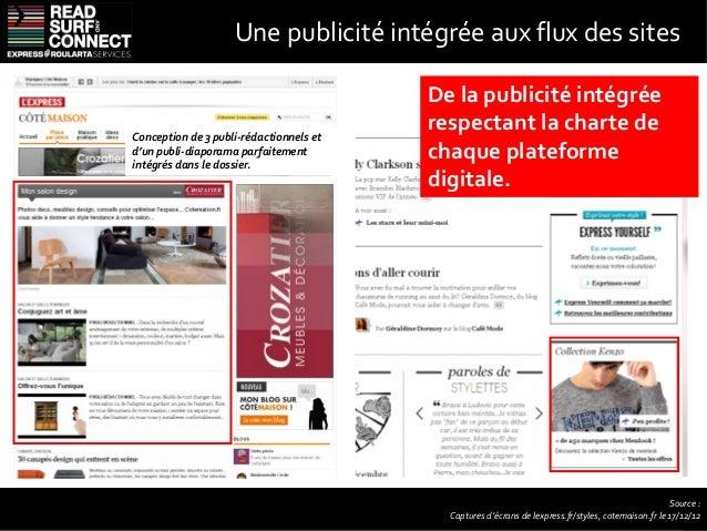 Des contenus engageantsDu brand content riche :articles, vidéos longues, mini-sites…                                      ...
