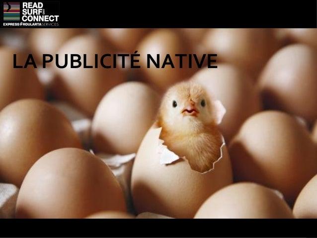 Native or not…NON NATIVE                                Captures d'écrans :                    audfeminin.com/Youtube/01net
