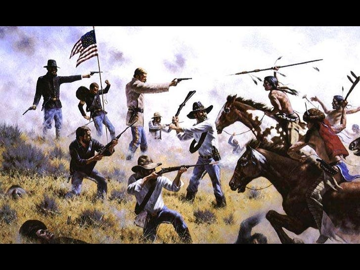 Native American Conflict
