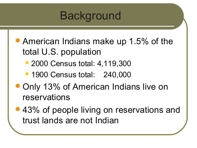 Native american facts dre 98 for Good facts about america