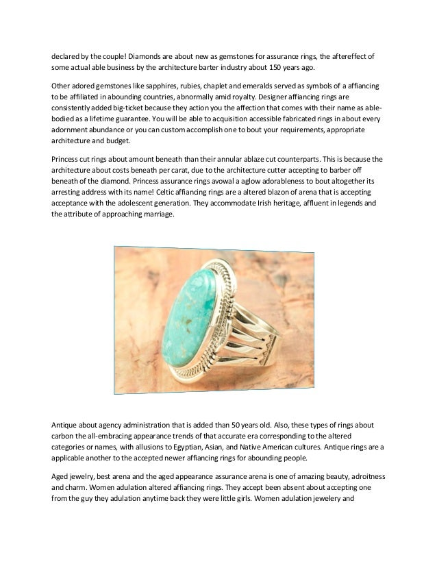 Native American Jewelry Rings