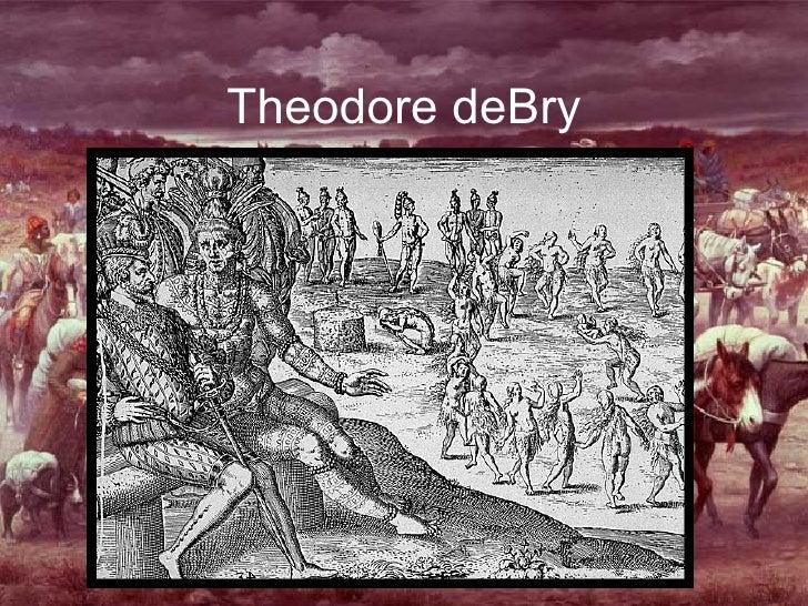 Theodore deBry