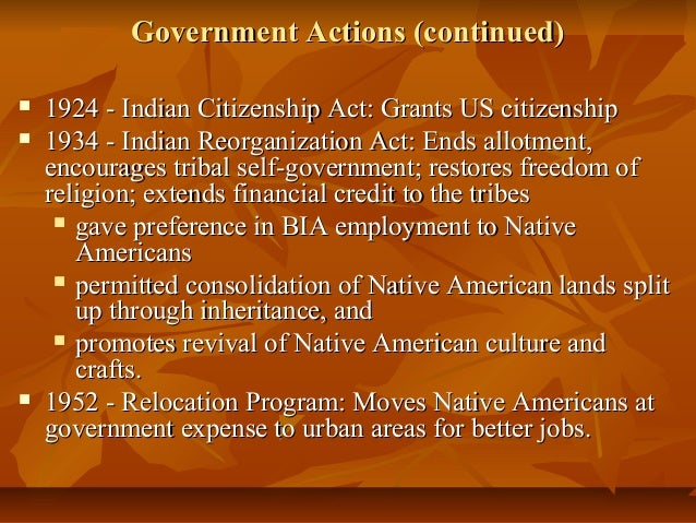 natives and self government essay One last viewpoint is that i believe the government is being a tad racist when dealing with this issue of aboriginal self-government they expect everyone to believe that they're doing this for the native people because of back in who knows when, when the natives willingly gave up their land to the european settlers in canada.
