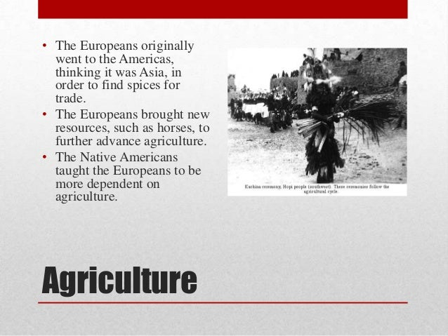 an analysis of europeans and native americans Native american history is made additionally complex by the diverse  historian  david henige, criticize some of the assumptions dobyns made in his analyses   account for pre-columbian contact between native americans and europeans.
