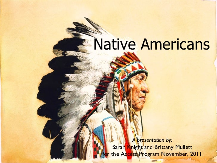 Native americans powerpoint toneelgroepblik Gallery