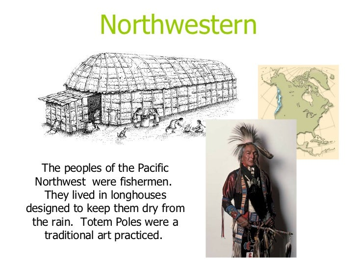 Native americans powerpoint for North american culture facts