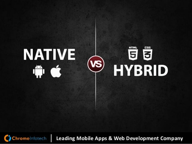 Leading Mobile Apps & Web Development Company