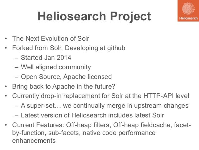 Native Code & Off-Heap Data Structures for Solr: Presented by Yonik Seeley, Heliosearch Slide 3