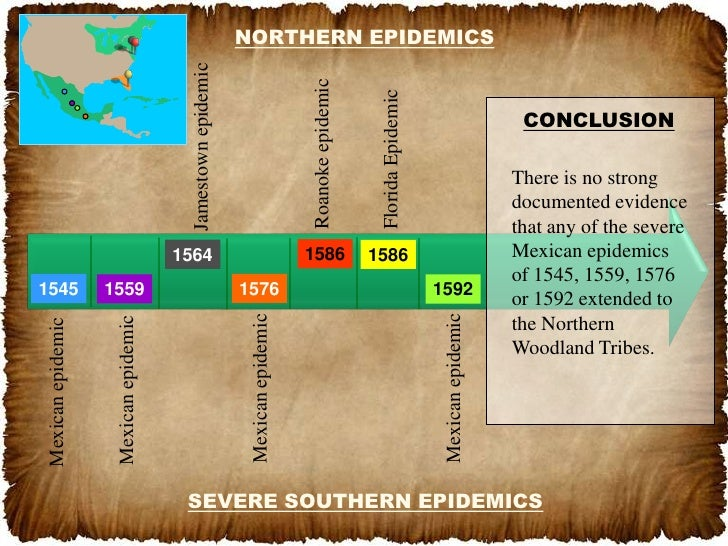 The depopulation of native americans