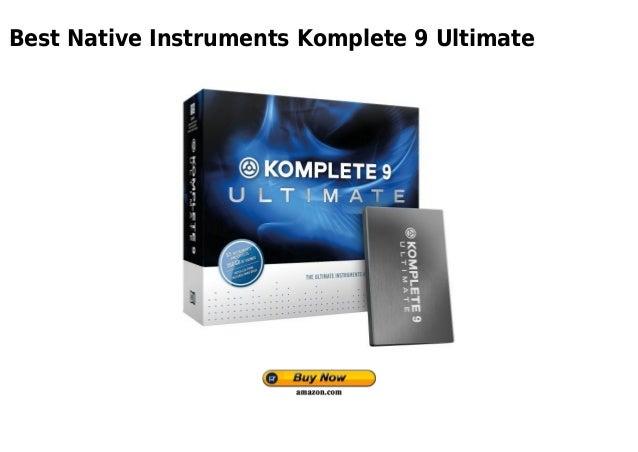 Bundles : Komplete 12 Ultimate - Native Instruments