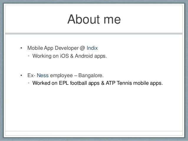Native vs hybrid approach Mobile App Development Slide 2