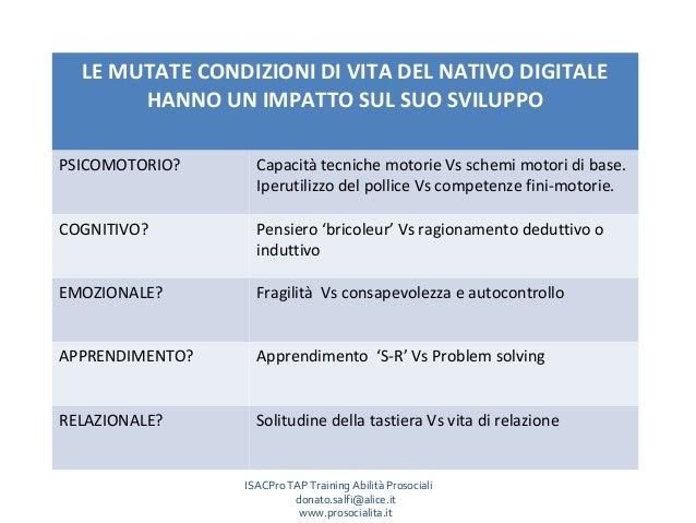 nativi digitali  Slide 3