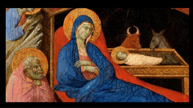 Nativity scenes Famous Paintings