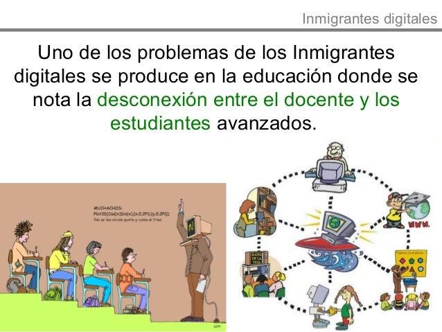 Nativos digitales   inmigrantes digitales