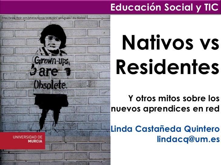 """Educación Social y TIChttp://www.flickr.com/photos/niznoz/14382325""""grounups"""" by Niznoz                                    ..."""
