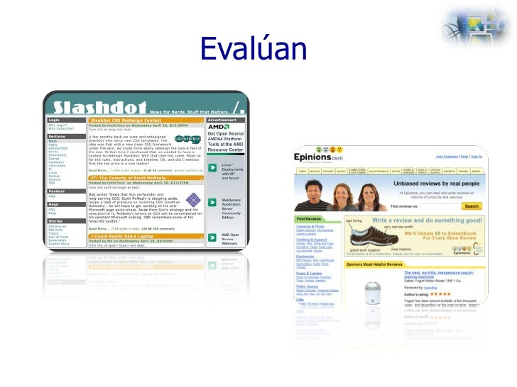 Evalúan