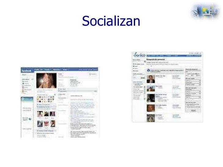 Socializan