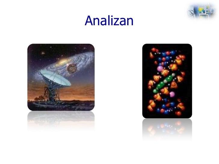 Analizan