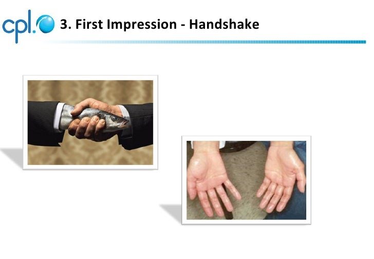 4. First Impression - Smile…